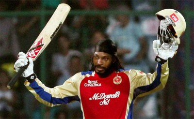 Chris Gayle photo