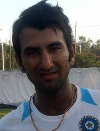 Cheteshwar Pujara Photo