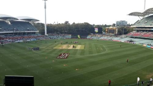 Adelaide Oval photo