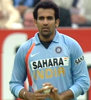 Zaheer Khan Photo