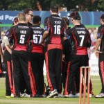 Leicestershire team