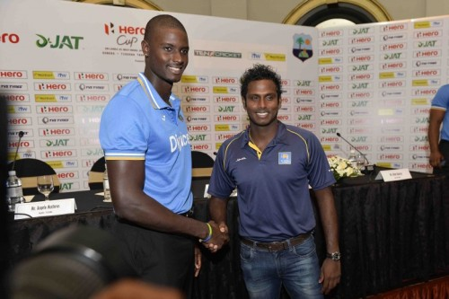 Sri Lanka vs West Indies - Hero Cup 2015