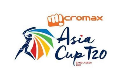 Micromax Asia Cup T20 2016