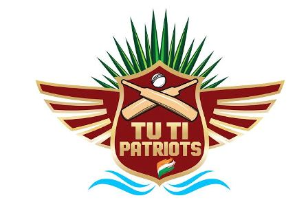Tuti Patriots logo for TNPL 2017
