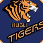 Hubli Tigers logo for KPL 2016