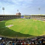 Holkar Cricket Stadium in Indore
