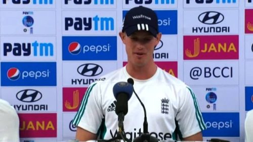 England Cricketer Keaton Jennings photo