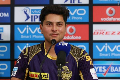 Kuldeep Yadav photo